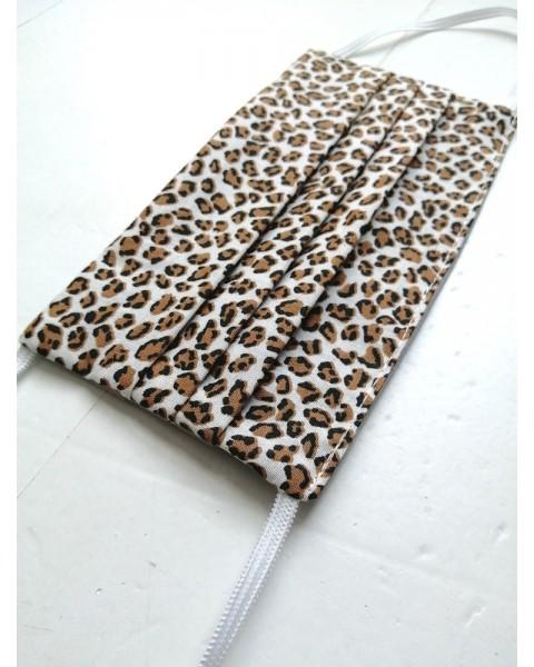 Masque lavable Motif léopard