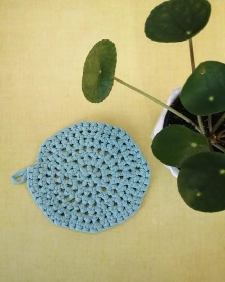 Dessous de plat crochet